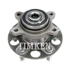 Wheel Bearing & Hub Assembly fits 2006-2011 Honda Civic TIMKEN