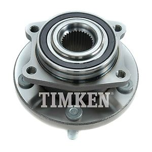 Wheel Bearing and Hub Assembly Front TIMKEN HA590219