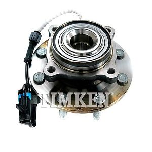 Wheel Bearing and Hub Assembly Front TIMKEN SP580310