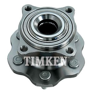 Wheel Bearing and Hub Assembly TIMKEN HA500701 fits 05-12 Nissan Pathfinder
