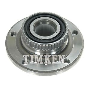 Wheel Bearing and Hub Assembly Front TIMKEN 513125 fits 96-02 BMW Z3