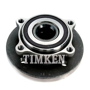 Wheel Bearing and Hub Assembly Front TIMKEN 513226 fits 02-06 Mini Cooper