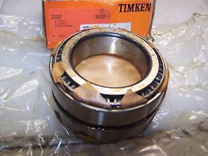 NEW TIMKEN TAPERED ROLLER BEARING 33287 AND 33462D