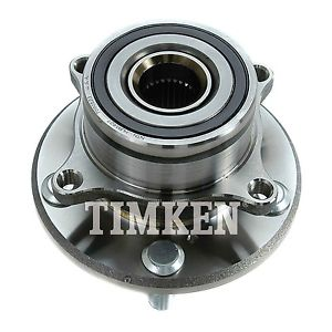 Wheel Bearing and Hub Assembly Front TIMKEN HA590228