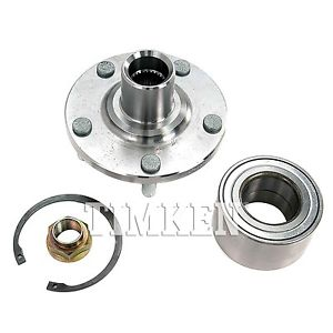Wheel Bearing and Hub Assembly Front TIMKEN HA590302K fits 92-03 Toyota Camry