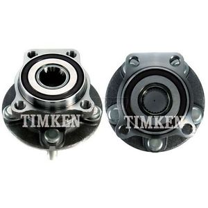 Timken Front Wheel Hub & Bearing Pair for Forester Impreza Outback Legacy