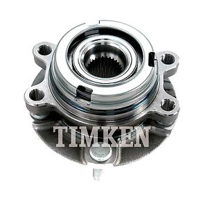 Wheel Bearing & Hub Assembly fits 2007-2014 Nissan Altima TIMKEN