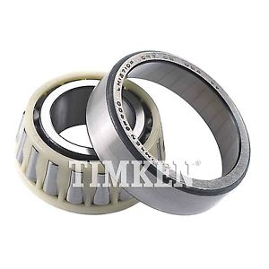 Wheel Bearing and Race Set-Race Set Front Outer TIMKEN SET12FP