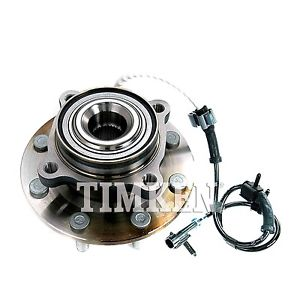 Wheel Bearing and Hub Assembly Front TIMKEN SP580311