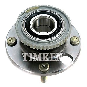 Wheel Bearing & Hub Assembly fits 1987-1990 Acura Legend TIMKEN