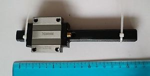 THK HSR15 Slide Linear Ball Bearing 1 Block Guide / 156mm, 6.1in -Free ship-