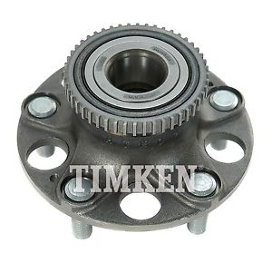 Wheel Bearing and Hub Assembly Rear TIMKEN 512188 fits 04-08 Acura TL
