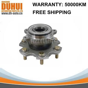 Rear Wheel hub unit assembly bearing for MITSUBISHI MONTERO 541012 with ABS