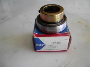 SKF BEARING – YET – 205 – new / old stock – LOT of 4