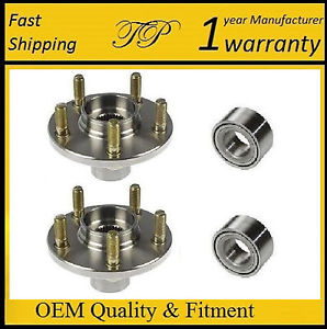 2008-2011 HONDA ACCORD Front Wheel Hub & Bearing Kit (PAIR)