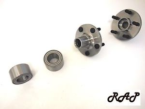 Front Wheel Hub Bearing Assembly Left and Right Set TOYOTA COROLLA/CELICA/MATRIX