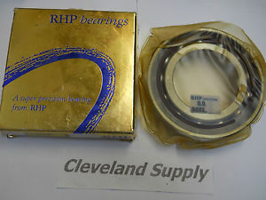 RHP 7212CTDUHPA SUPER PRECISION BALL BEARING NEW CONDITION IN BOX