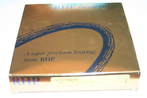 RHP 7216 CTDULP4 Super Precision Bearing (2MM216WI.DUL) (1/2 set) NEW