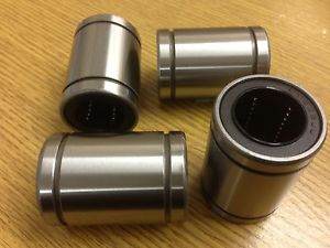 x4pcs ID12mm Linear Bearing LME12UU CNC MAM12WW