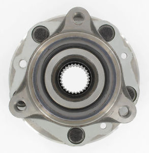 Wheel Bearing and Hub Assembly Front SKF BR930064