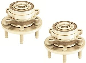 Front Wheel Hub Bearing Assembly for Ford Explorer 2011-2016 (PAIR)