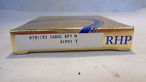 NEW IN BOX RHP B7011X3 TADUL EP7 M SUPER PRECISION BEARING