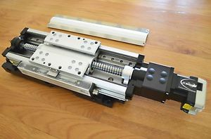 Parker 404XR Linear Ballscrew Actuator IMS MDrive17 Stepper – THK CNC DIY Z-Axis
