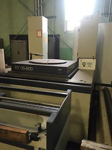Zeiss RT05-800 CNC CMM w/ Air Bearing Table, KMZ-S 121210, Good Condition
