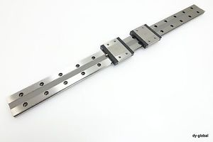 LWLF42B+570mm IKO Used LM Guide THK, NSK Linear Bearing 1Rail 2Block CNC Router
