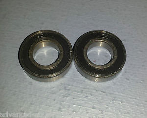 2 x 6901 2RS Bicycle Wheel, Mountain Bike, Go Kart, CNC, Quality Ball Bearings