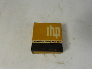 RHP LJ15WRR Single Row Ball Bearing ! NEW !
