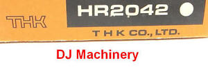 THK HR2042 Block LM Rolling Guide Linear Positioning Slide unit Ball Bearing New