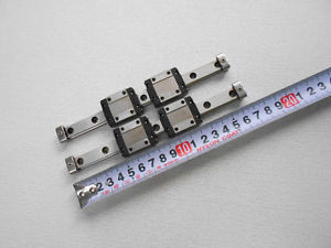 THK RSR12VM Linear bearings & rails L170mm cnc nsk router block
