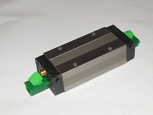 THK SHS15 Caged Ball Linear Positioning Slide Block