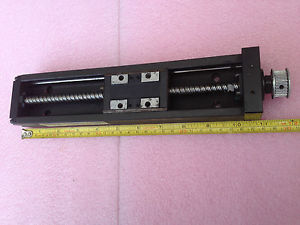 Used THK KR3306A LM Guide Actuator 300mm