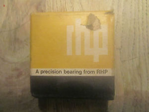 RHP PRECISION BEARING 6005-2RS NEW & BOXED