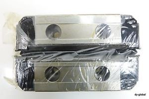 THK HR3575UU LM GUIDE Lot of 2 Linear Bearing block for replacement BRG-I-196