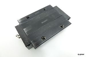 THK Used LM Guide Block SHS35LC Cartridge For maintenance SHS35 Rail Ball Caged