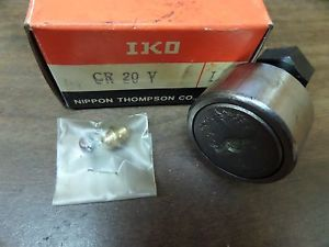 NEW IKO CAM FOLLOWER BEARING CR 20 V CR20V