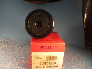 McGill CCFE2 1/2, SB, CCFE 2 1/2 SB Heavy Cam Follower Bearing