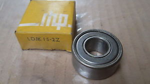 New Genuine RHP Imperial size Double row bearing LDJK15-2Z