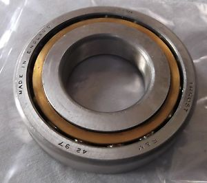 """Genuine RHP LJT1-7/8 Imperial Angular contact bearing 1-7/8"""" x 4"""" x 13/16"""""""