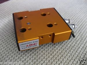 THK Linear Ball Slide L.S.C. CNC Pneumatic Actuator