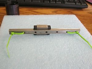 """THK Model: RSR9KM Linear Table on 5 1/8"""" Rail. New Old Stock"""