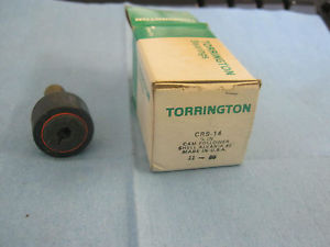 "Torrington Bearings : CRS-14 7/8"" Cam Follower. New Old Stock"
