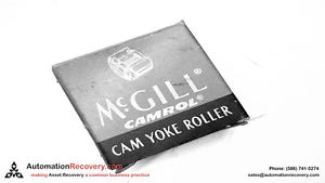 MCGILL MCYRR-5-SX CAM FOLLOWER, NEW #144050