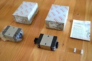 NEW Rexroth R166221420 Size25 Linear Rail Bearing Runner Blocks – THK CNC Router