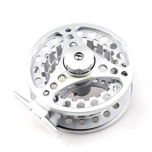 CNC Machined Aluminum Fly Fishing Reel Large Arbor 9/10 95mm 2+1 Ball Bearings