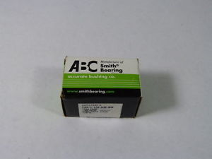 ABC Smith CR-1-1/2-XB-SS Stainless Steel Sealed Cam Follower ! NEW !