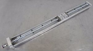 C117413 THK KR Ball Screw Linear Positioning Stage (720mm Stroke, 10mm Pitch)